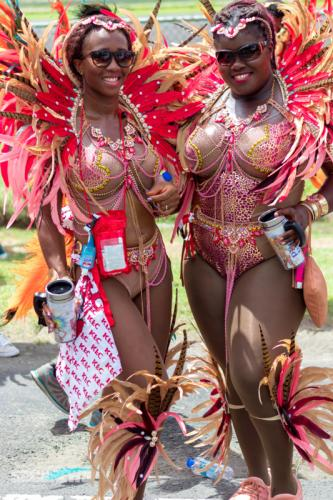 St Lucia Carnival 2017 Monday - (112)