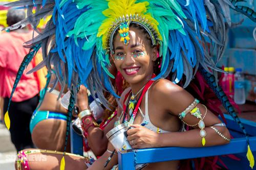 St Lucia Carnival 2017 Monday - (116)