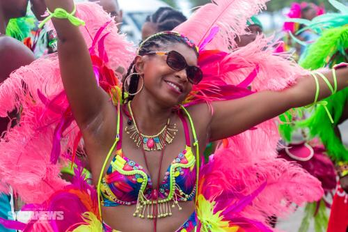 St Lucia Carnival 2017 Monday - (118)