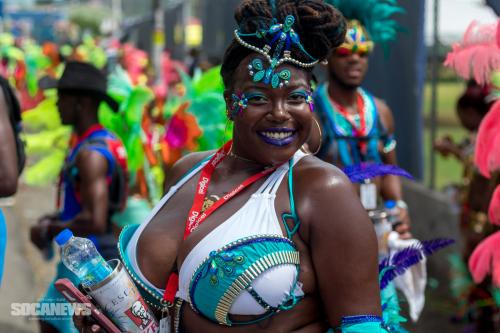 St Lucia Carnival 2017 Monday - (120)