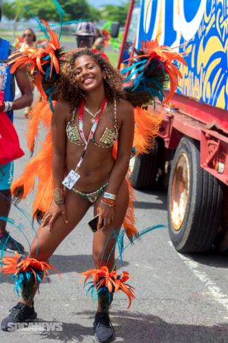 St Lucia Carnival 2017 Monday - (121)