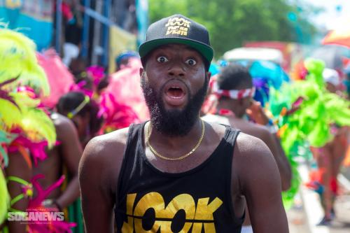 St Lucia Carnival 2017 Monday - (123)