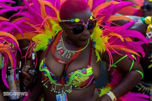 St Lucia Carnival 2017 Monday - (124)
