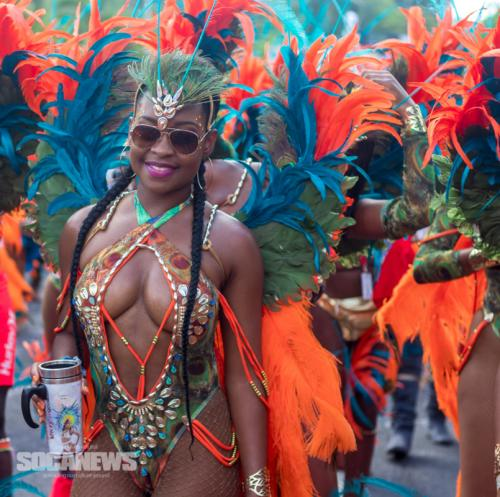 St Lucia Carnival 2017 Monday - (127)