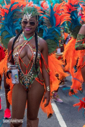 St Lucia Carnival 2017 Monday - (128)