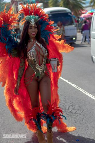 St Lucia Carnival 2017 Monday - (129)