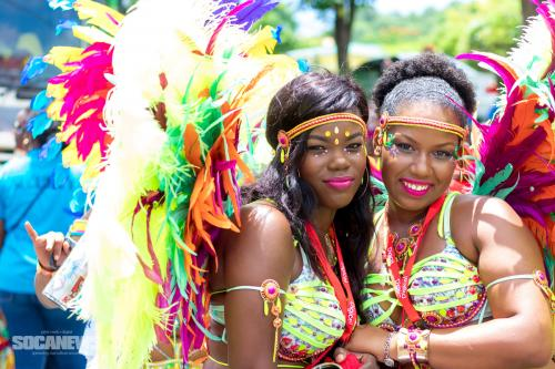 St Lucia Carnival 2017 Monday - (13)