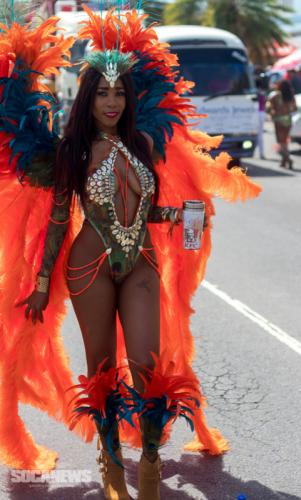 St Lucia Carnival 2017 Monday - (130)