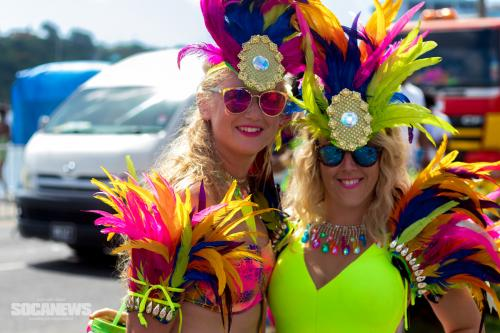 St Lucia Carnival 2017 Monday - (133)