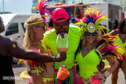St Lucia Carnival 2017 Monday - (134)