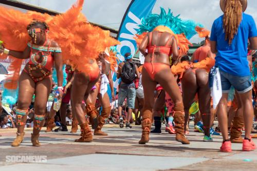St Lucia Carnival 2017 Monday - (135)