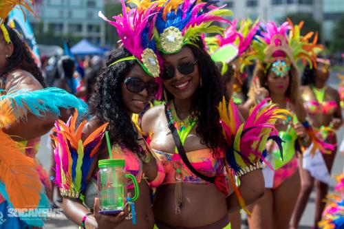 St Lucia Carnival 2017 Monday - (136)