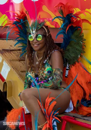 St Lucia Carnival 2017 Monday - (138)