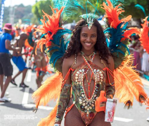 St Lucia Carnival 2017 Monday - (139)