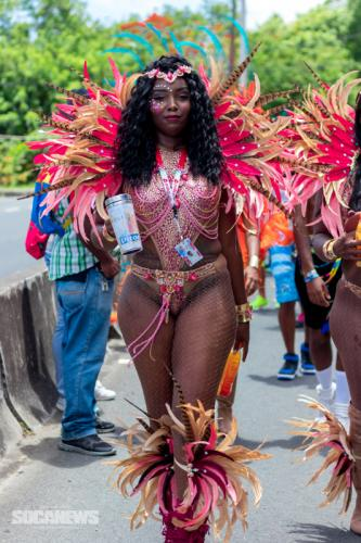 St Lucia Carnival 2017 Monday - (14)