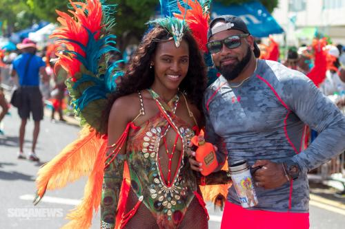 St Lucia Carnival 2017 Monday - (140)