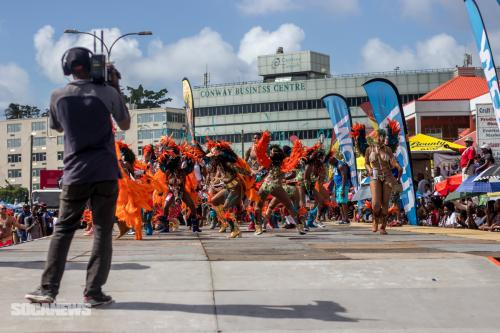 St Lucia Carnival 2017 Monday - (143)