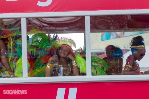 St Lucia Carnival 2017 Monday - (146)