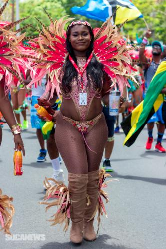St Lucia Carnival 2017 Monday - (15)