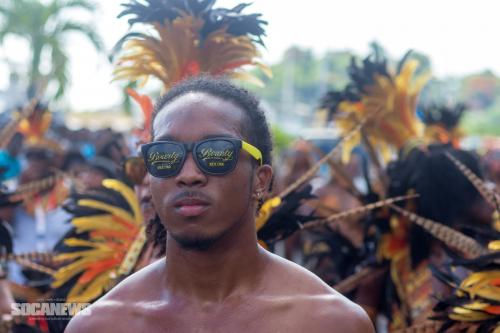 St Lucia Carnival 2017 Monday - (150)