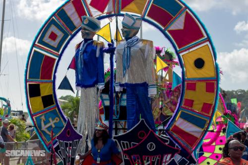 St Lucia Carnival 2017 Monday - (153)