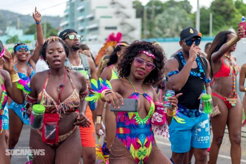 St Lucia Carnival 2017 Monday - (169)