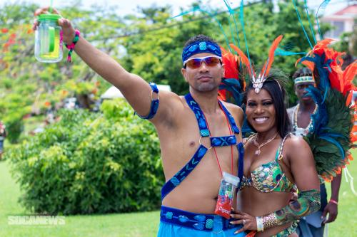 St Lucia Carnival 2017 Monday - (17)