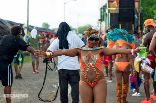 St Lucia Carnival 2017 Monday - (172)