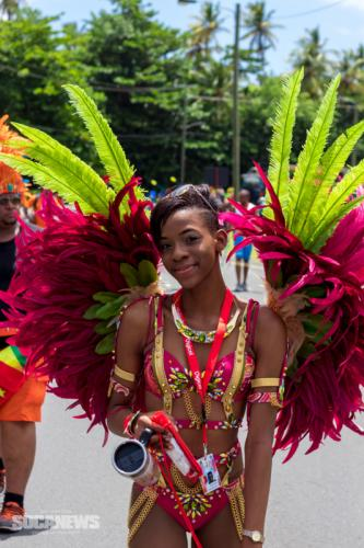 St Lucia Carnival 2017 Monday - (2)