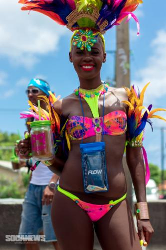 St Lucia Carnival 2017 Monday - (22)