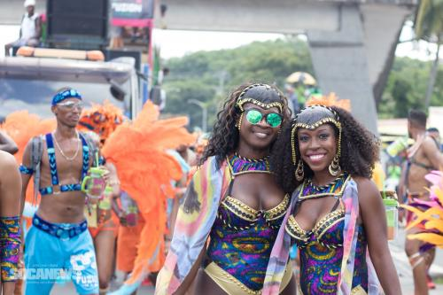St Lucia Carnival 2017 Monday - (26)
