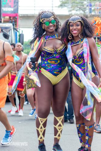 St Lucia Carnival 2017 Monday - (27)
