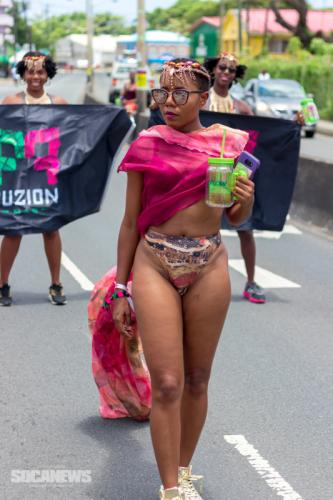 St Lucia Carnival 2017 Monday - (28)