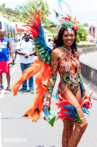 St Lucia Carnival 2017 Monday - (39)