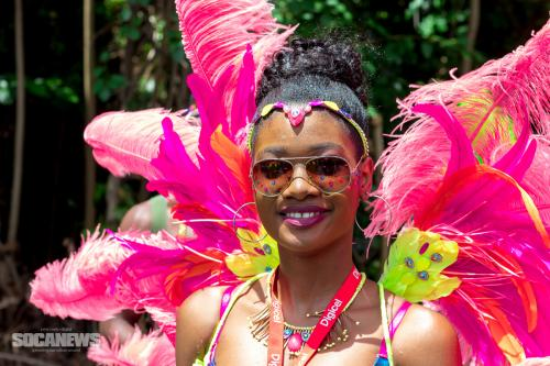 St Lucia Carnival 2017 Monday - (4)