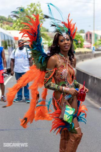 St Lucia Carnival 2017 Monday - (40)