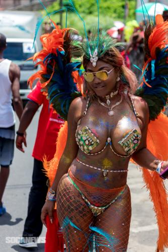 St Lucia Carnival 2017 Monday - (41)