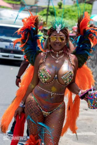 St Lucia Carnival 2017 Monday - (42)