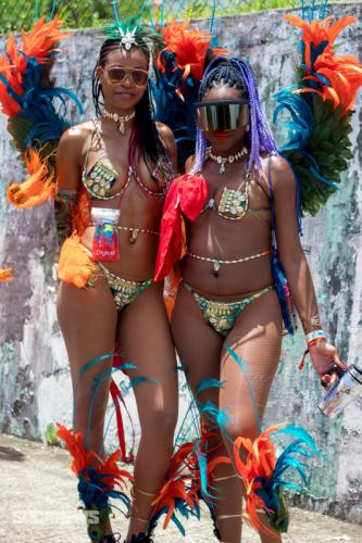 St Lucia Carnival 2017 Monday - (43)