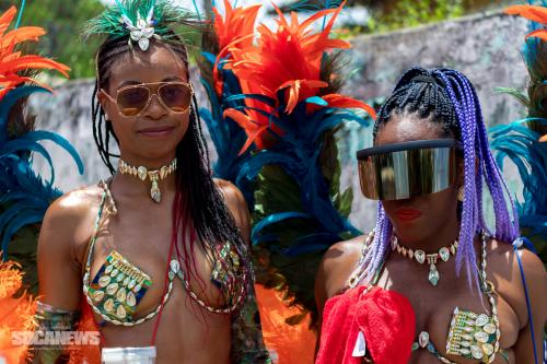 St Lucia Carnival 2017 Monday - (44)