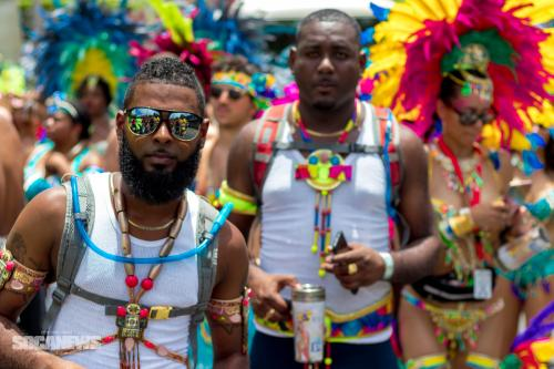 St Lucia Carnival 2017 Monday - (46)