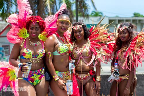 St Lucia Carnival 2017 Monday - (49)