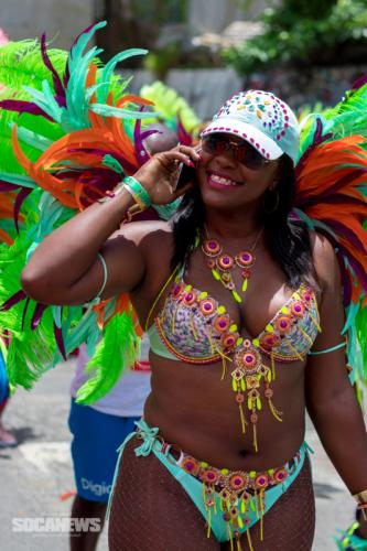 St Lucia Carnival 2017 Monday - (50)