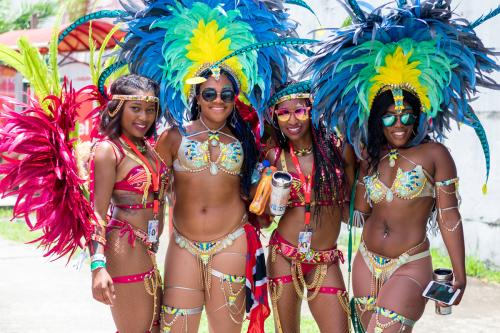 St Lucia Carnival 2017 Monday - (51)