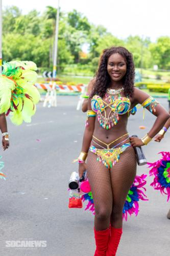 St Lucia Carnival 2017 Monday - (54)