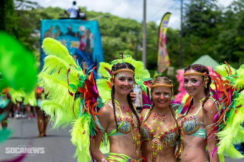 St Lucia Carnival 2017 Monday - (6)