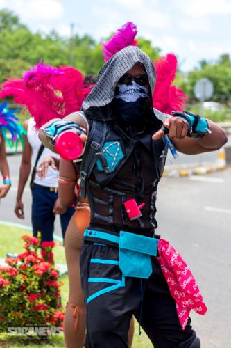 St Lucia Carnival 2017 Monday - (60)