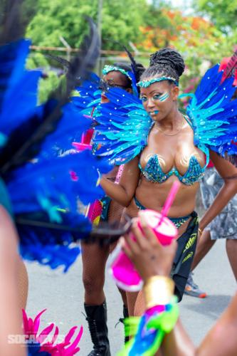 St Lucia Carnival 2017 Monday - (62)