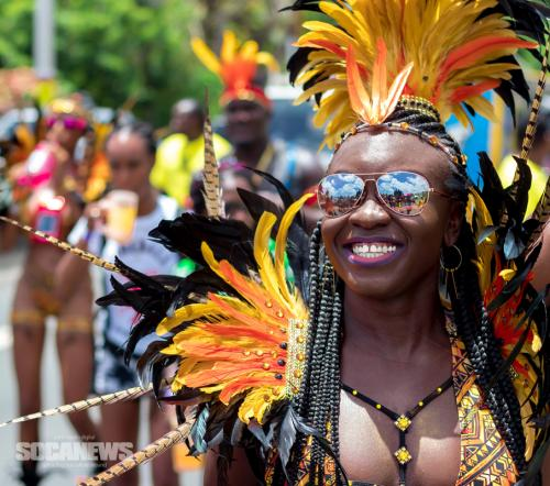 St Lucia Carnival 2017 Monday - (63)