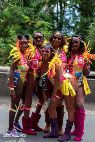 St Lucia Carnival 2017 Monday - (68)